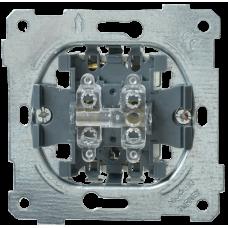 Выключатель Болеро 1СП б/п 10А IP20 механизм ВС10-1-0-Б
