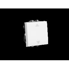 Выключатель Белое облако 16А 2 мод. Avanti DKC