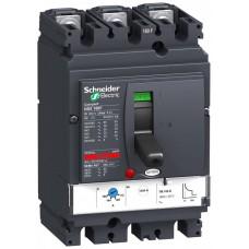 Автомат 3П 125А 36кА TM125D NSX160F Compact Schneider Electric  LV430631