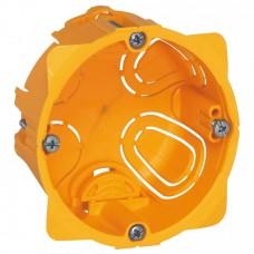 Коробка установочная Батибокс 1П 67х40мм для сухих перегородок Legrand