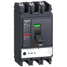 Автомат 3П 320A 36кА MICROLOGIC 23M NSX400F Compact Schneider Electric  LV432775