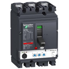 Автомат 3П 250А 36кА MICROLOGIC 22 NSX250F Compact Schneider Electric  LV431770
