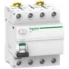 УЗО 4П 40А 300мА-S AC iID Acti9 Schneider Electric
