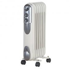 Радиатор масляный ОМПТ- 7Н 1,5кВт Ресанта