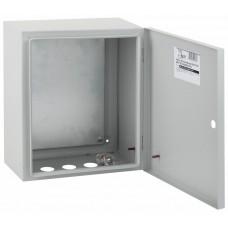 Корпус металлический ЩМП-03 IP31 360х300х165 с м/п SIMPLE ЭРА