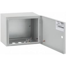 Корпус металлический ЩМП-02 IP31 250х300х165 с м/п SIMPLE ЭРА