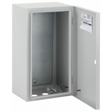Корпус металлический ЩМП-01 IP31 410х220х165 с м/п SIMPLE ЭРА