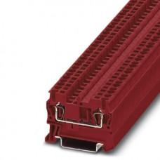 Клемма проходная красная 2,5 мм2 красная ST 25 RD 3037096 Phoenix Contact