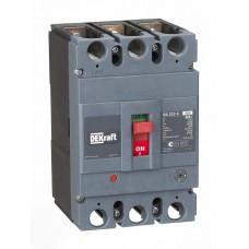 Автомат 3П 128А/160А 50кА ВА-333 DEKraf Schneider Electric  21136DEK