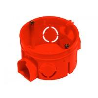 Коробка установочная 60х40мм IP20 7 вводов (378 шт/кор)