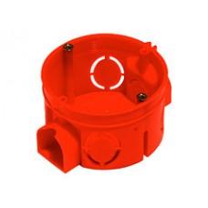 Коробка установочная 60х40мм IP20 7 вводов (378 шт/кор)  КУ1103