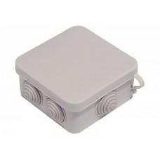 Коробка 85х85х40 IP55 6 вводов (147шт кор) аналог КОР 94-4