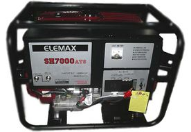 Бензиновые электрогенераторы фирмы Elemax