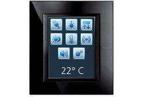 Сенсорная панель для управления умным домом AXOLUTE