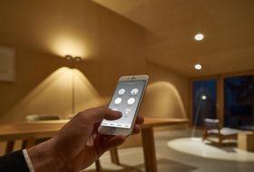 Дистанционное управление с помощью смартфона устройствами умного дома